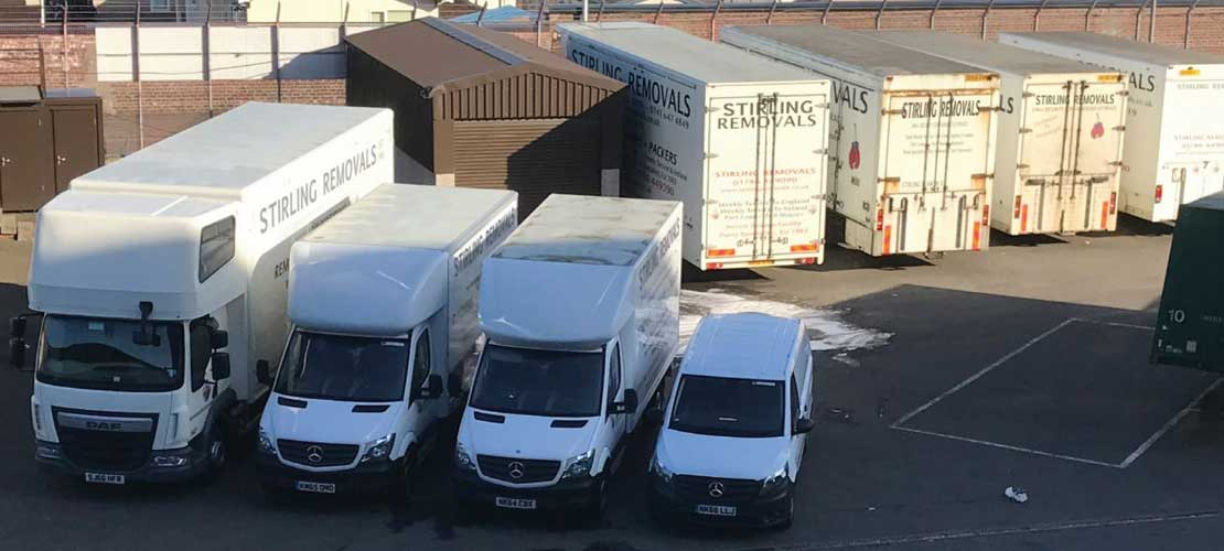 Removals and Storage Stirling